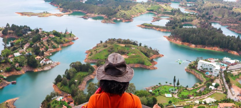 Medellin to Guatape: Day Trip